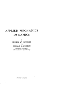 Applied Mechanics Dynamics