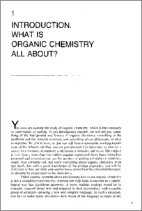 Basic Principles of Organic Chemistry, second edition