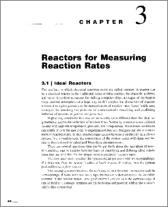 Fundamentals of chemical reaction engineering caltechauthors preview publicscrutiny Images