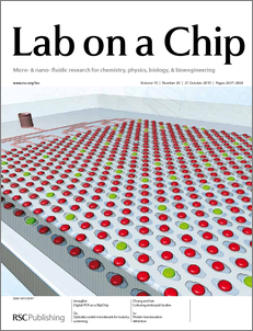 lab on a chip template - digital pcr on a slipchip caltechauthors