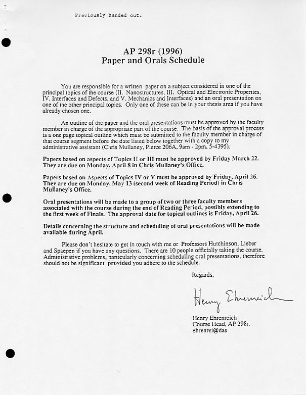 memo for record example